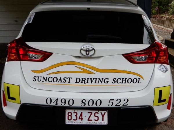 Suncoast Driving School Car